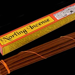 "Тибетское благовоние ""Норлинг инсенс"" (Norling incense)."