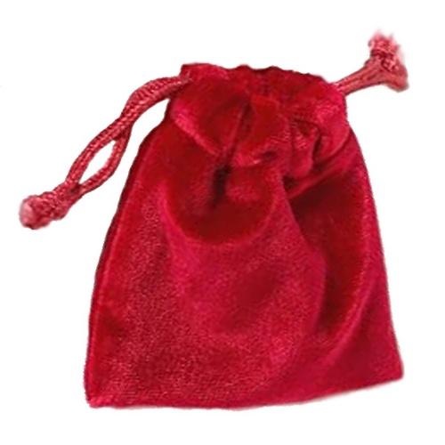 Как сшить красный мешочек